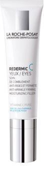 La Roche-Posay Redermic [C] očný protivráskový krém pre citlivú pleť